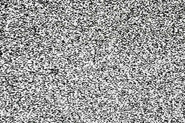 noise TV noisy plasma