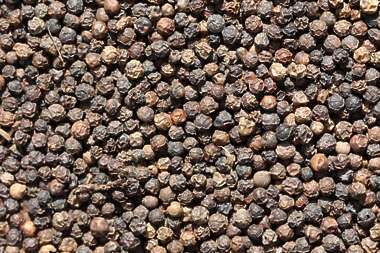 spice spices black pepper