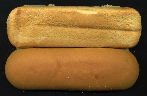 food bread hotdog hot dog bun