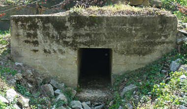 buildings bunker building