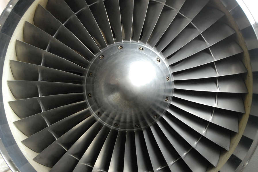 Various0046 Free Background Texture Turbine Jet Engine Gray Grey Desaturated