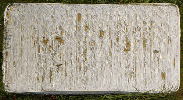 Various0096 Free Background Texture Mattress Old Worn
