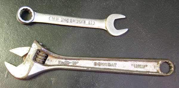 wrench tool tools