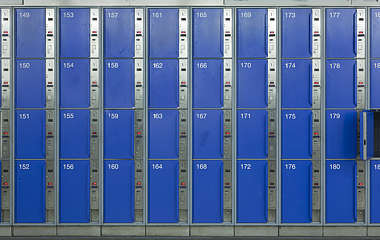 lockers wall locker metro metal storage