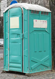 toilet portable porta potty