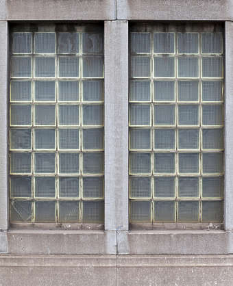 window glass blocks