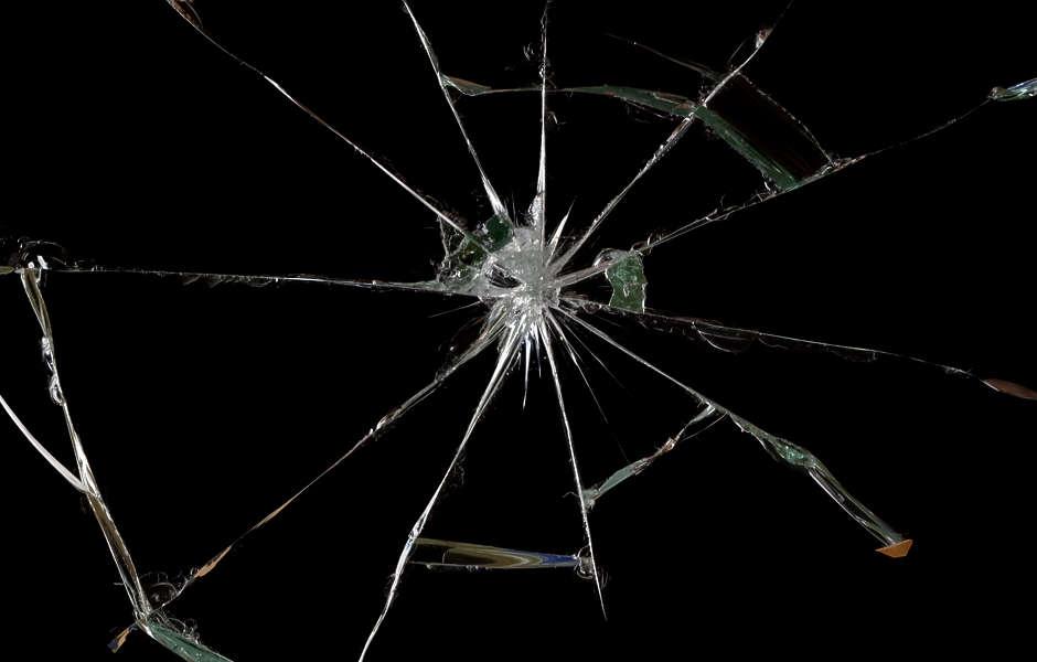 Brokenglass0042 Free Background Texture Glass Broken