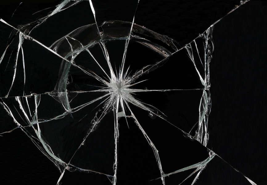 BrokenGlass0059 - Free Background Texture - glass broken ...