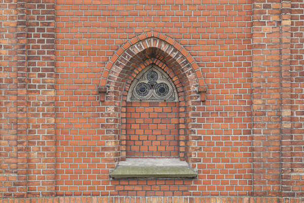 window cathedral church
