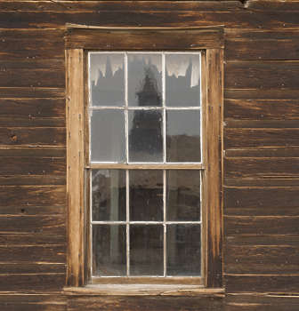 old house windows