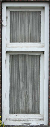 window house curtains