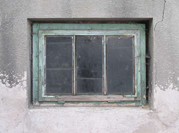 window windows small house old