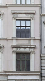 window house residential neoclassical windows