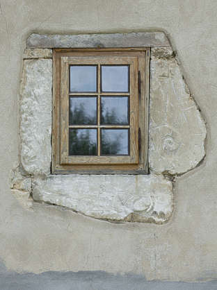 window house old