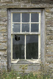 window house wooden old UK