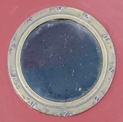 window ship porthole round circle