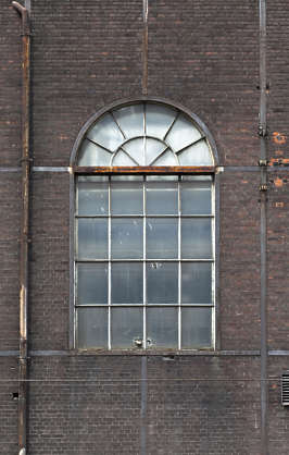 window industrial arch
