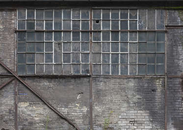 window windows industrial old dirty