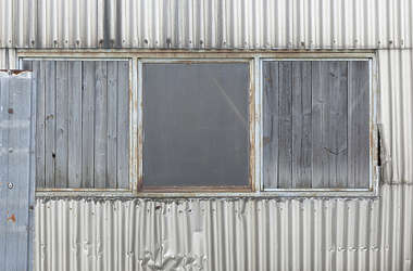 window metal industrial