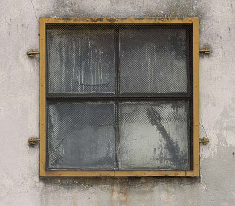 window metal