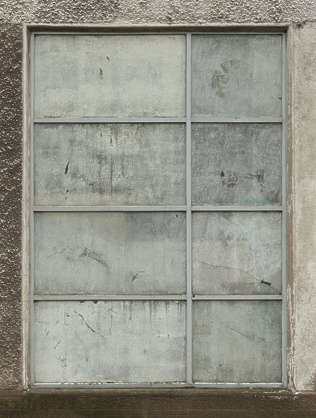 window glass whitewash spain