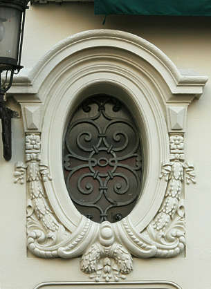 ornament window