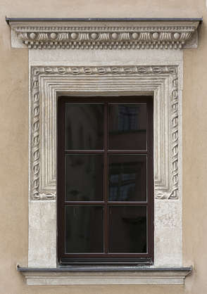 window ornate