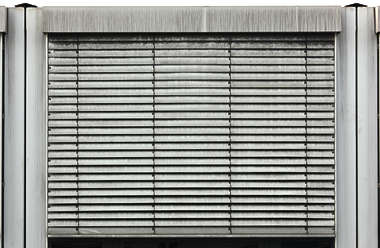 window blinds shutters closed shutter blind