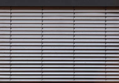 window blinds blind shutters closed