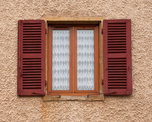 window house shutters