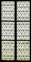 window stained glass church
