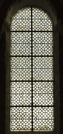 window windows ornate stained glass church simple