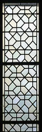 window windows ornate stained glass church simple border