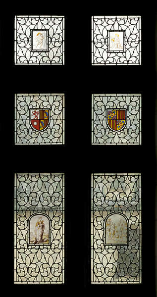 Windowstainedglass0144 Free Background Texture Stained