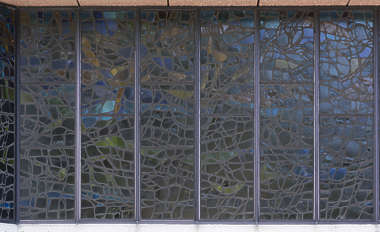 window stained glass UK