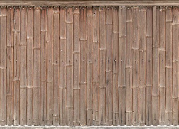 japan wood bamboo fence