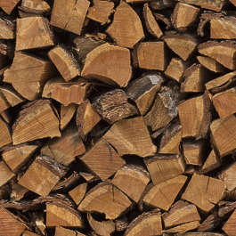 firewood logs wood log side ends stacked chopped