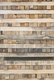 wood end stack