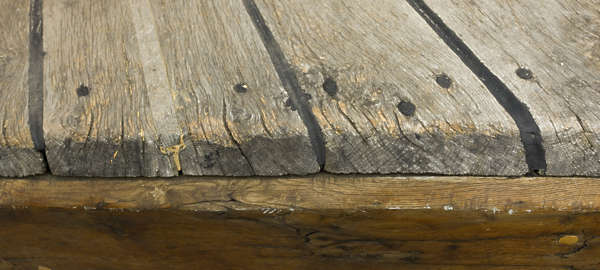 wood end plank planks