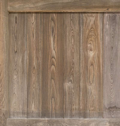 wood planks old temple shrine facade worn japan bare