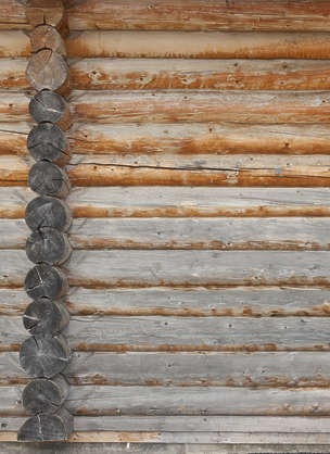 wood planks plank old bare beams logs