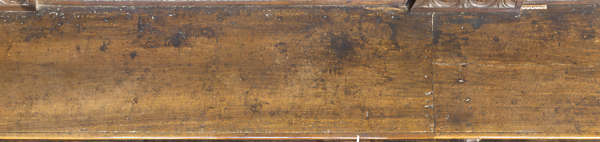 venice italy wood plank scratched church bench