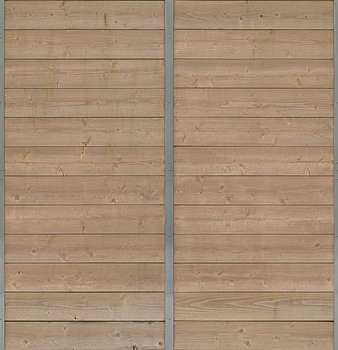 Bare wood