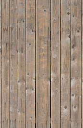 wood planks fence bare old