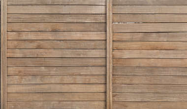 wood planks bare clean fence