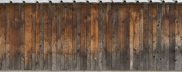 wood planks old worn weathered bare siding