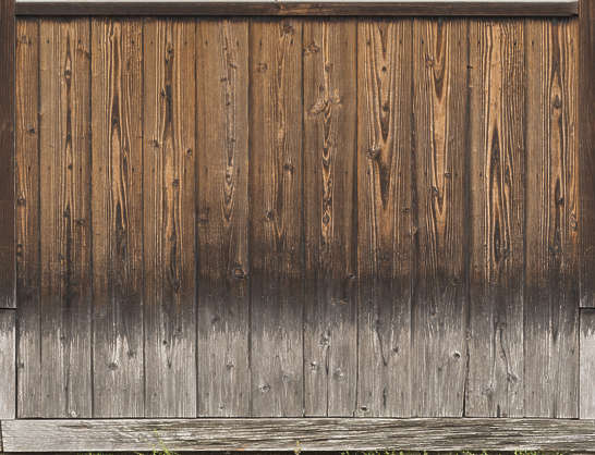 japan wood planks old weathered siding bare
