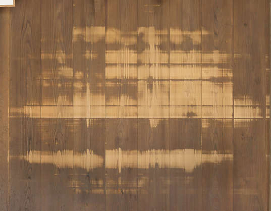 japan wood planks old worn bare sliding door