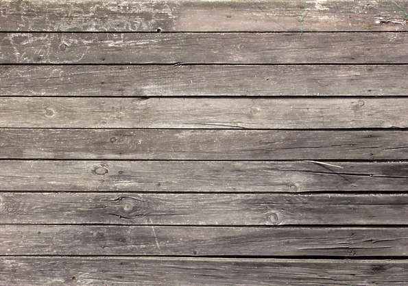 wood planks dirty grain bare