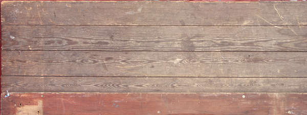 wood planks clean grain bare